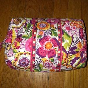 Vera Bradley Large Makeup Bag